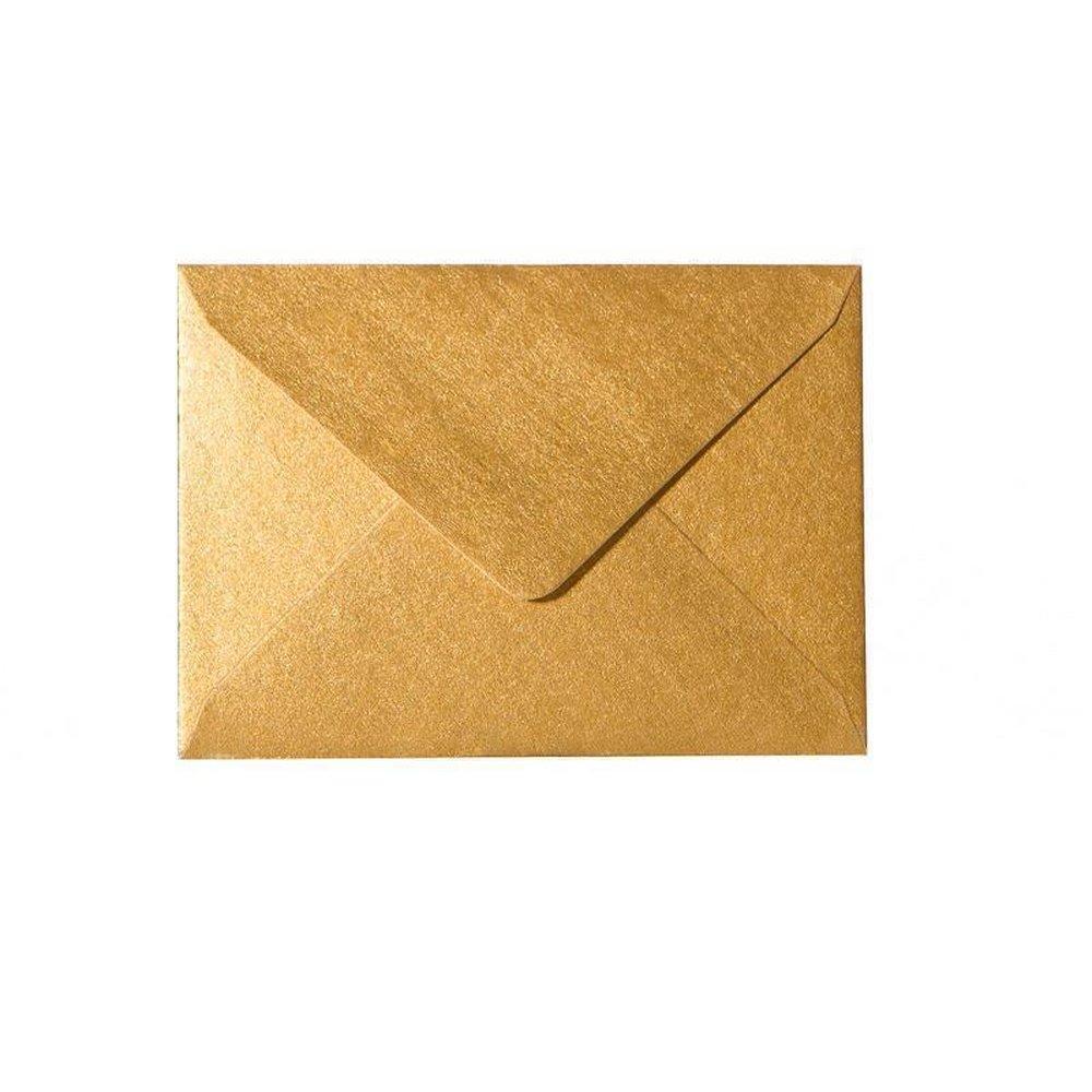 120 g//m/² Kuverts mit Haftstreifen Grammatur 50 Quadratisch Briefumschl/äge 18 x 18 cm 180 x 180 mm Orange Verschluss