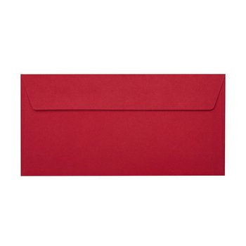 Envelopes 4,33 x 8,66 in with adhesive strips - wine red