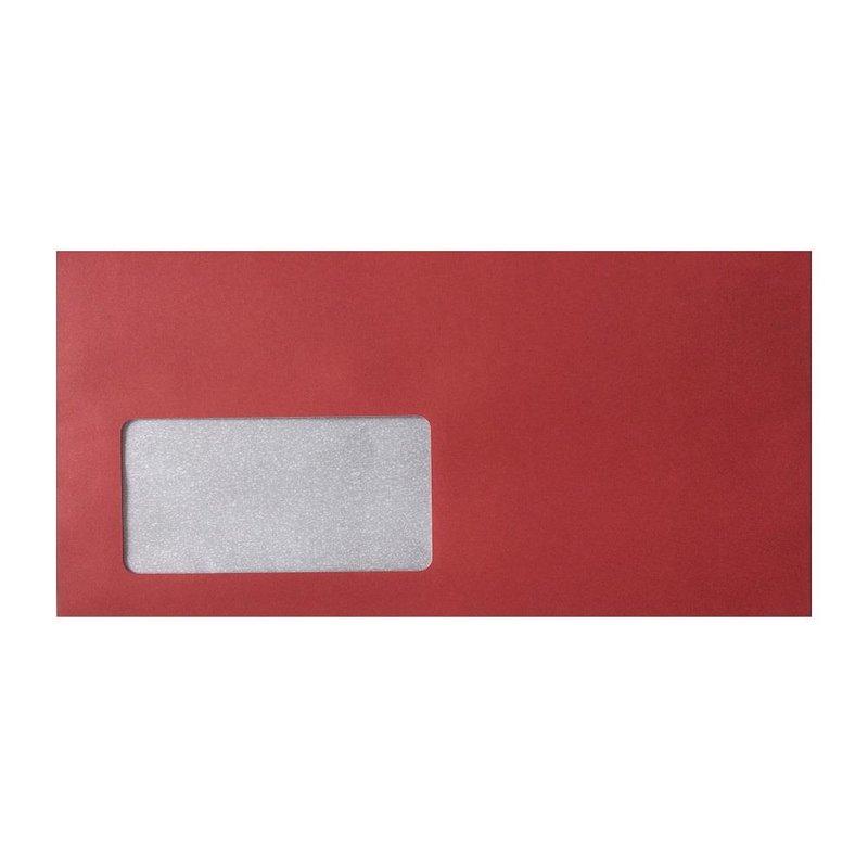Kuverts mit Haftstreifen Grammatur 50 Quadratisch Briefumschl/äge 18 x 18 cm 180 x 180 mm Bordeaux Verschluss 120 g//m/²