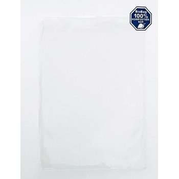 100 flap bags, cellophane bags, cellophane sleeves, 5.12...