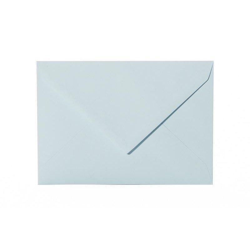 25 Briefumschläge Umschläge Kuverts DIN C5 162 x 229 mm Mint-Grün 120 g//qm