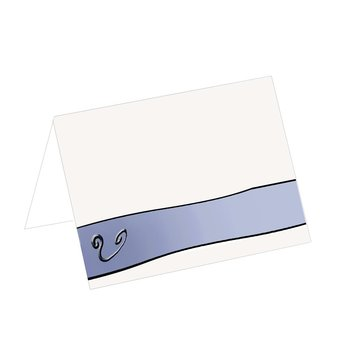 place card  for various occasions  85x56mm