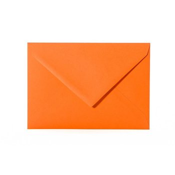 Briefumschläge C8 (5,7x8,1 cm) - Orange