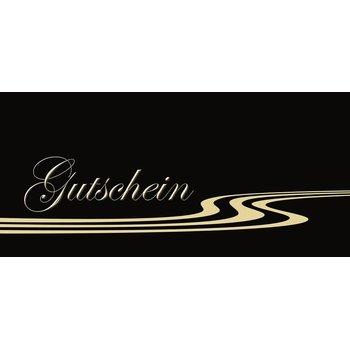 """10 Gutscheine Geschenkgutschein /""""Goldene Kugeln/"""" GG09 mit Umschlag"""