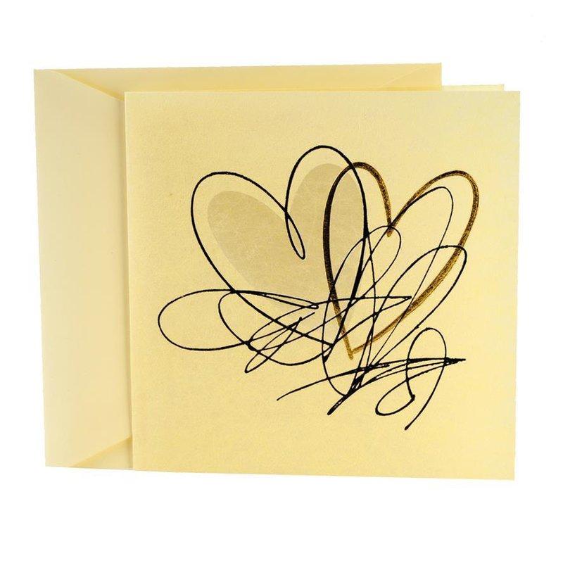 Exklusive Quadratische Hochzeitskarten Im Set 2 19